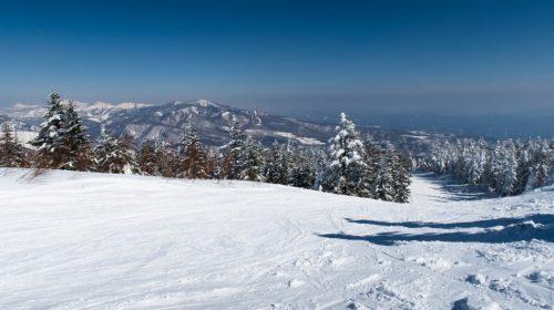 ロングコースと景観が魅力のパルコール嬬恋スキーリゾート Palcall Tsumagoi Ski Resort