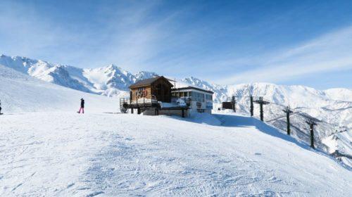 初心者泣かせのコブでお馴染み 白馬八方尾根スキー場 Hakuba Happo-one Winter Resort