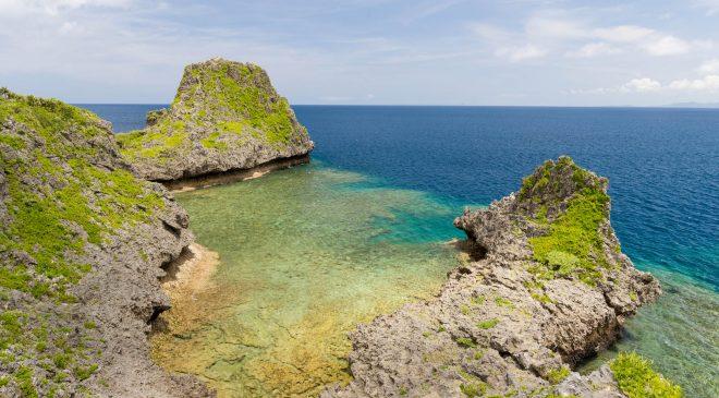 シュノーケリングやサーフィンだけじゃない。美しい海が楽しめる真栄田岬 Cape Maeda