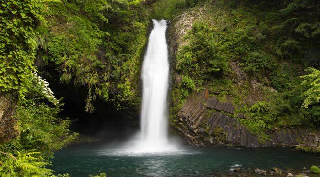 伊豆半島のおすすめ観光地 天城越えでお馴染みの浄蓮の滝を訪れる Joren Water Fall, Izu, Shizuoka