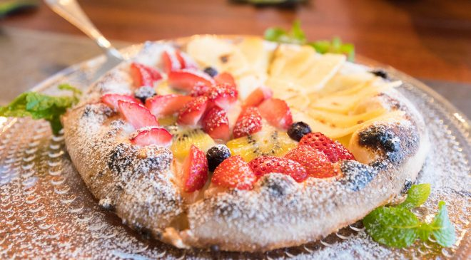 軽井沢でおいしいイタリアン・ピザのレストラン エンボカ軽井沢 Delicious Pizza at Karuizawa Nagano, Enboca Karuizawa