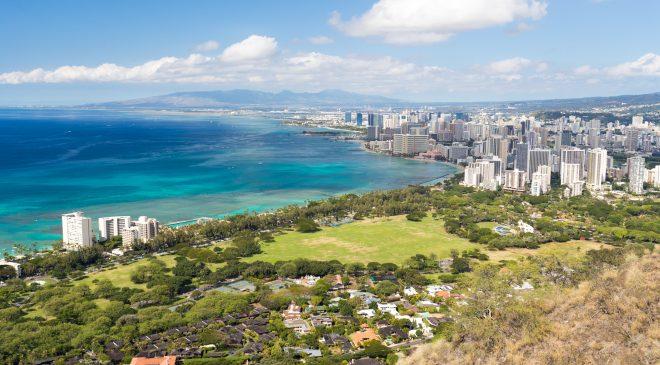 ハワイ旅行記2017その3 ダイヤモンドヘッド編 Hawaii Trip 2017 Diamond Head