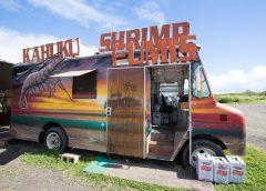 ハワイ旅行記2017その12 フミズカフクシュリンプでガーリックシュリンプを食すHawaii Trip 2017 Fumi's Kahuku Garlic Shrimp