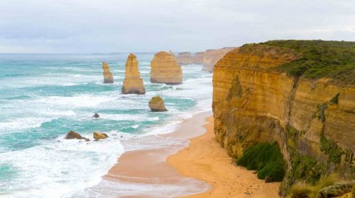 アデレード旅行ブログ2017その3 メルボルン近郊の絶景 12使徒 Adelaide Trip 2017 The Twelve Apostles