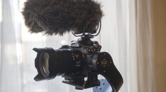 Lumix GH5におすすめのスタビライザー Nebula 5100 Slant